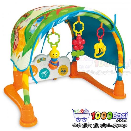 اسباب بازی پلی جیم چندکاره موزیکال Winfun