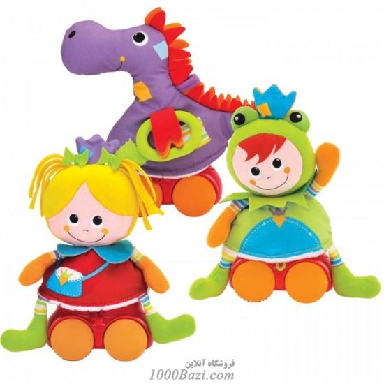 تشک بازی نوزاد و کودک Yookidoo