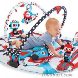تشک پلی جیم قرمز نوزاد و کودک Yookidoo