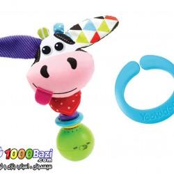 عروسک گاو موزیکال Yookidoo