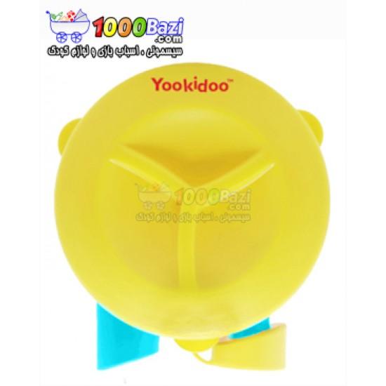 نگهدارنده پودر شیر Yookidoo