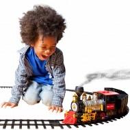اسباب بازی قطار کنترلی دود زا