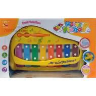 اسباب بازی کودک پیانو دو کاره