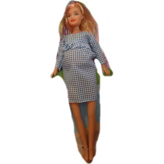 عروسک باربی باردار