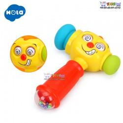 چکش خندان هویلی تویز Huile Toys