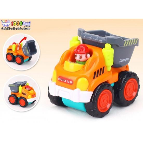 ماشین راهسازی هولی تویز huile toys