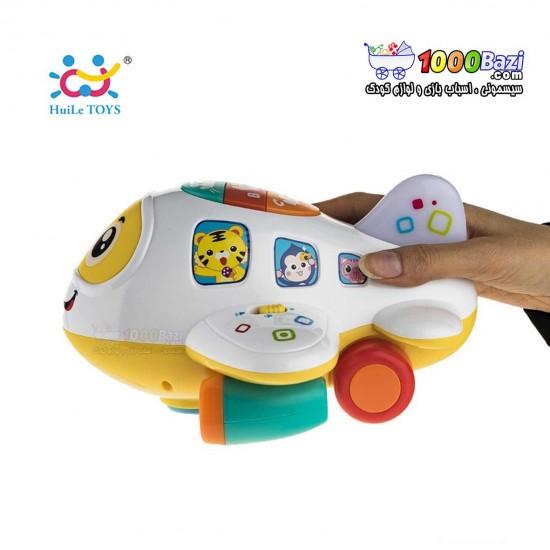 اسباب بازی هواپیما هولی تویز huile toys