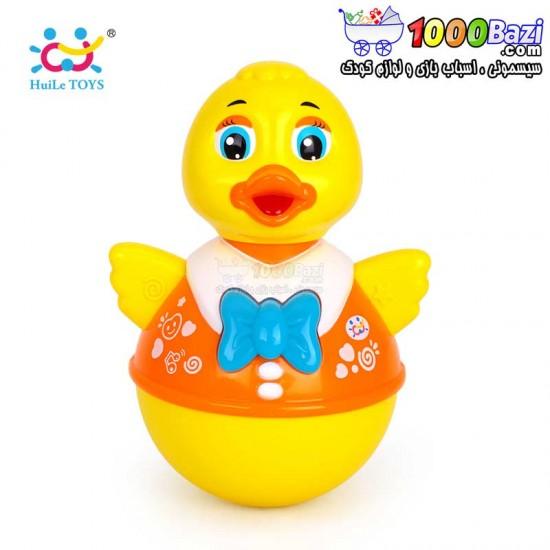 اسباب بازی اردک و گوسفند تعادلی هولی تویز huile toys