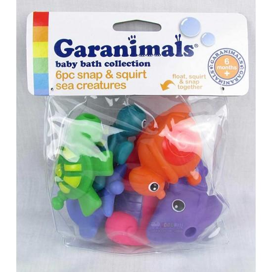 پوپت حیوانات دریایی garanimals