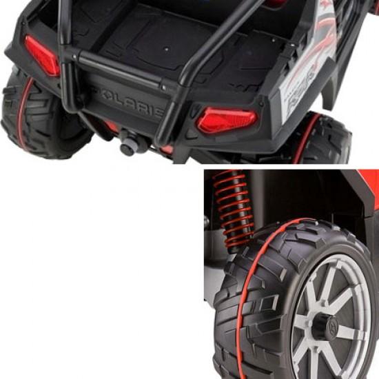 ماشین شارژی جیپ 2نفره Pegperego مدل IGOD 0516