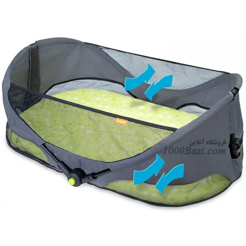 Brica Fold N Go Travel Bassinet Dimensions Crafts