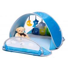 پلی جیم آبی کودک با محافظ یو وی BBGG