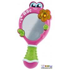 آینه دستی موزیکال کلمنتونی Clementoni