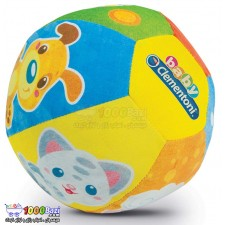 اسباب بازی توپ پولیشی موزیکال Clementoni