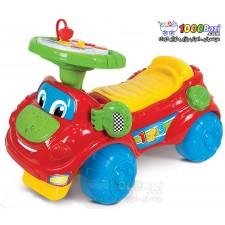اسباب بازی ماشین 4 چرخ کنترلی Clementoni