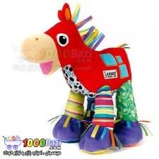 عروسک پولیشی اسب پونی Lamaze