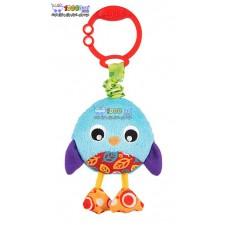 عروسک پنگوئن گیره دار ویبره ای Playgro
