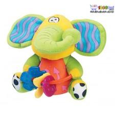 عروسک جغجغه ای فیل Playgro