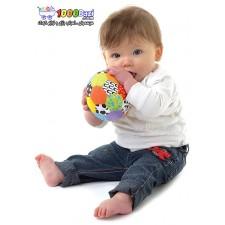 اسباب بازی توپ پارچه ای جغجغه دار Playgro
