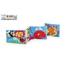 آویز تخت کودک طرح کتابچه playgro