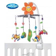 آویز تخت موزیکال آفتابگردان Playgro