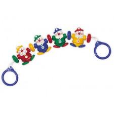 اسباب بازی کودک تولو دلقک های کوچولو Tolo