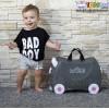 چمدان و اسباب بازی چرخدار طرح گربه Trunki