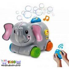 اسباب بازی فیل حباب ساز کنترلی Winfun