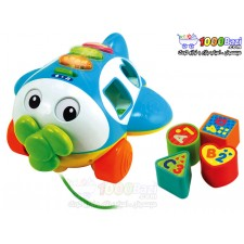 اسباب بازی هواپیمای موزیکال Winfun