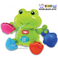 اسباب بازی قورباغه آب پاش Winfun