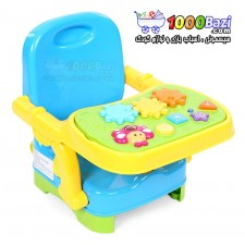 صندلی متصل موزیکال غذاخوری کودک Winfun