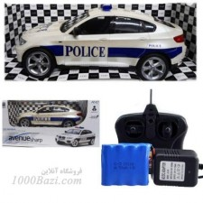 اسباب بازی ماشین پلیس کنترلی BMW