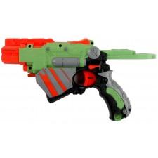 اسباب بازی تفنگ جنگی با تیر فومی