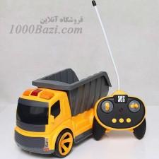 اسباب بازی کامیون کمپرسی کنترلی