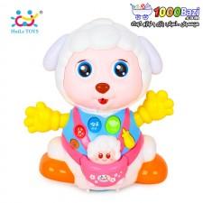 اسباب بازی گوسفند هویلی تویز huile toys