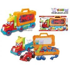 اسباب بازی کامیون حمل ماشین