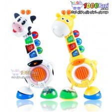 اسباب بازی گیتار حیوانات