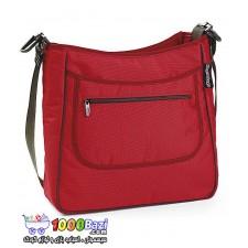 کیف لوازم نوزاد قرمز PegPerego