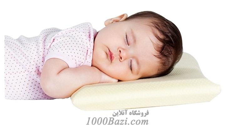 بالش ضد خفگی نوزاد