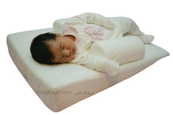سیسمونی نوزاد تشک نوزاد محافظ دار شیر دهی