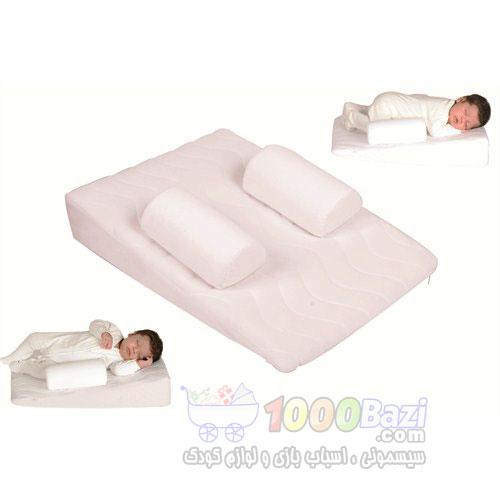 سیسمونی نوزاد تشک نوزاد محافظ دار شیر دهی  تشک نوزاد مسافرتی مهمانی