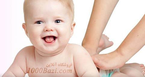 روغن ماساژ کرم ضد حساسیت کودک و نوزاد چیکو Chicco