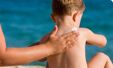 کرم ضد آفتاب بچه و نوزاد موستلا
