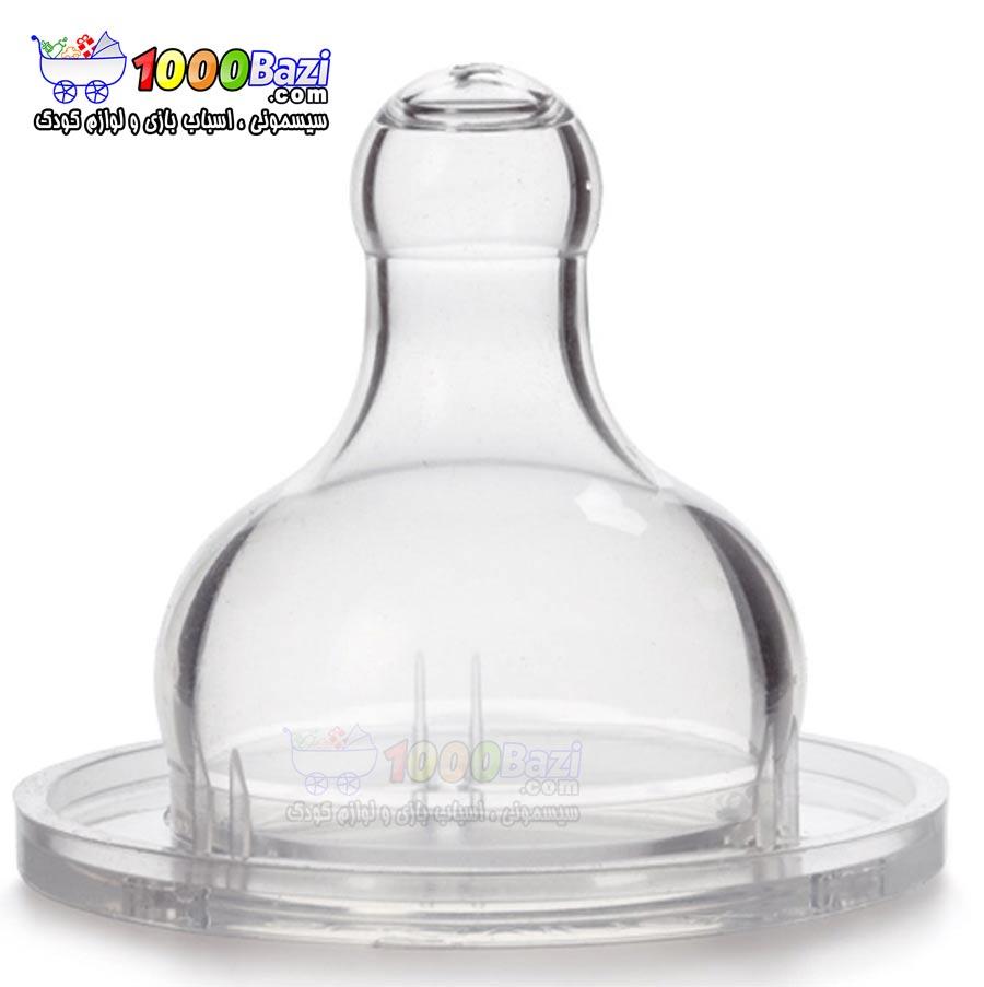 شیشه شیر پسرانه آبی کودک Suavinex