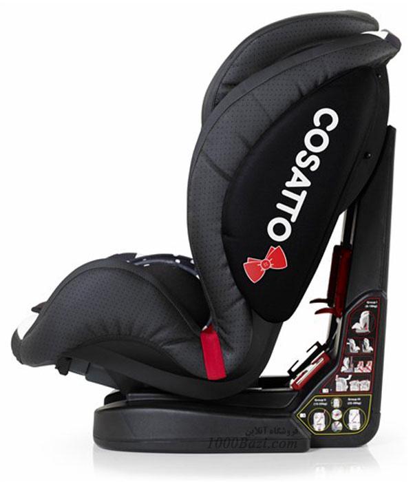 خرید سیسمونی دختر صندلی ماشین ایمن کوزاتو انگلیس Cosatto