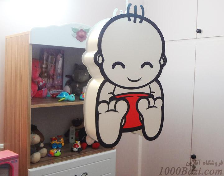 مدل لوستر اتاق کودک نوزاد بچه کارتونی