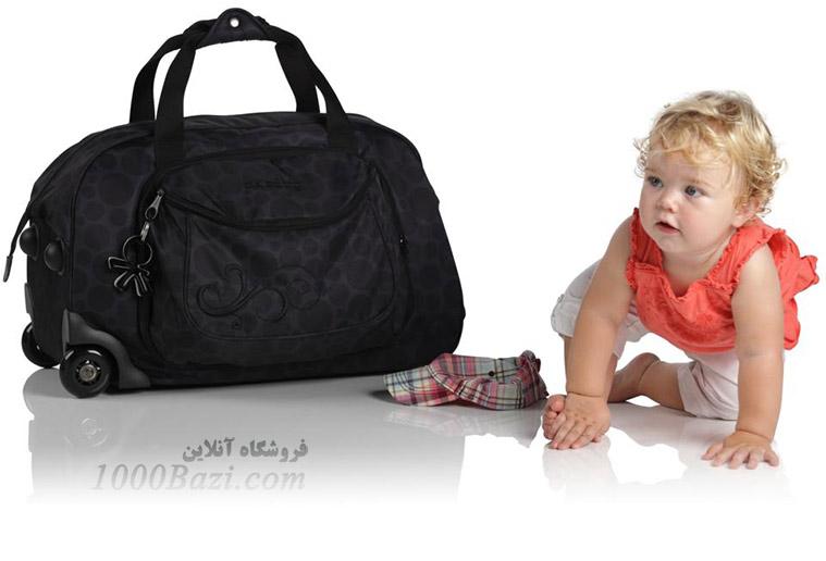 سیسمونی ساک لوازم نوزاد اوکی داگ Okiedog کیف لوازم نوزاد Baby  سیسمونی