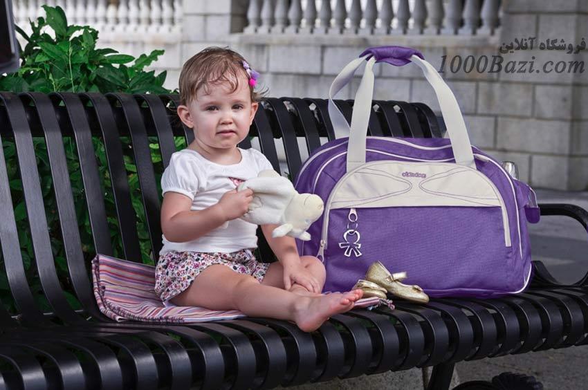 ساک لوازم نوزاد کودک بچه کیف حمل لوازم جدید شیک 2015 قیمت