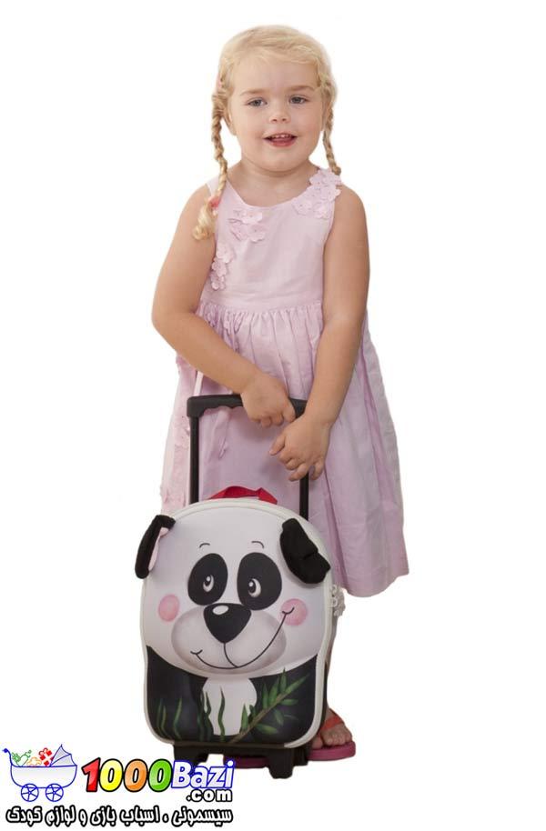 کیف های دسته دار بچه گانه پاندا