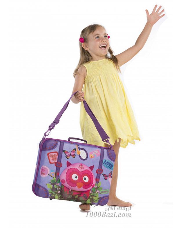 کیف بچه اوکی داگ کوله پشتی بچه گانه کودک  چمدان بچه okiedog